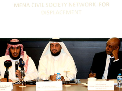 Doha Hosts a Meeting for Forming a Network of NGOS in MENA Region