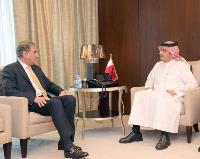 Deputy Prime Minister and Minister of Foreign Affairs Meets Pakistani Foreign Minister
