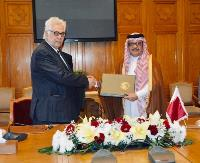 Qatar Signs Statute of Arab Environment Facility