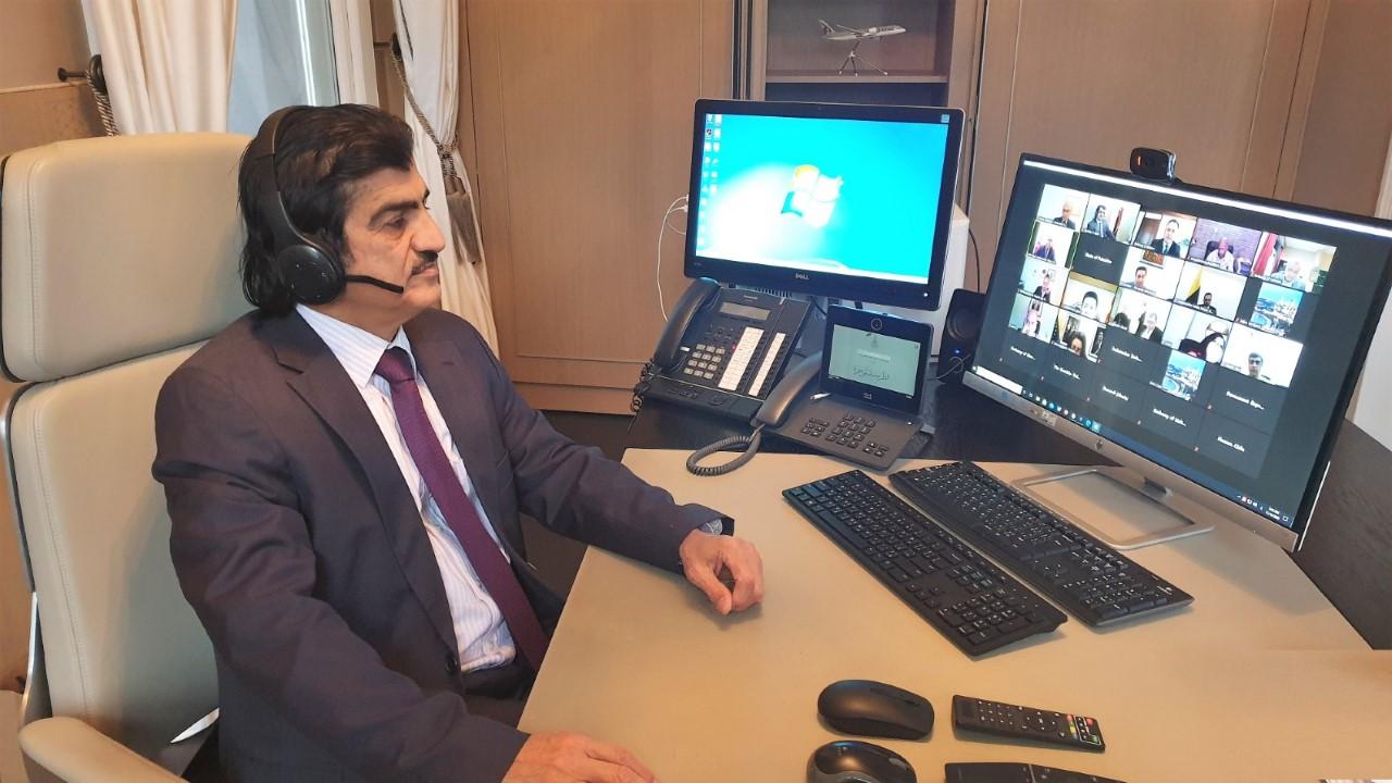 دولة قطر تشارك في الاجتماع الافتراضي لسفراء دول حركة عدم الانحياز والصين