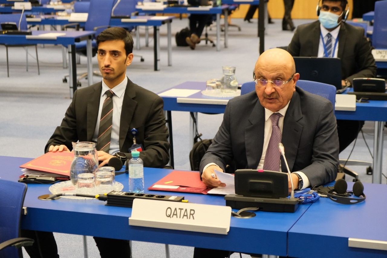 Qatar Calls for Building International Consensus on Comprehensive Agreement on Combating Use of ICT for Criminal Purposes