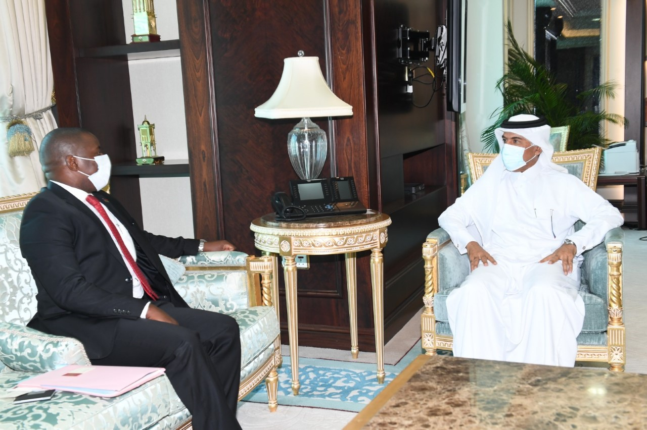 Secretary-General of Ministry of Foreign Affairs Meets Malawian Counterpart