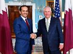 Foreign Minister Meets US Counterpart