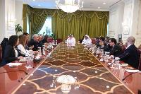 Minister of State for Foreign Affairs Meets Ambassadors of American Countries