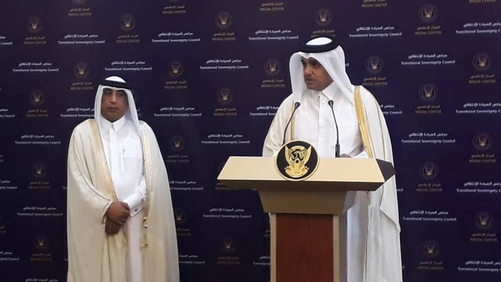 دولة قطر تؤكد استعدادها لتقديم كل ما بوسعها لدعم ومساعدة السودان