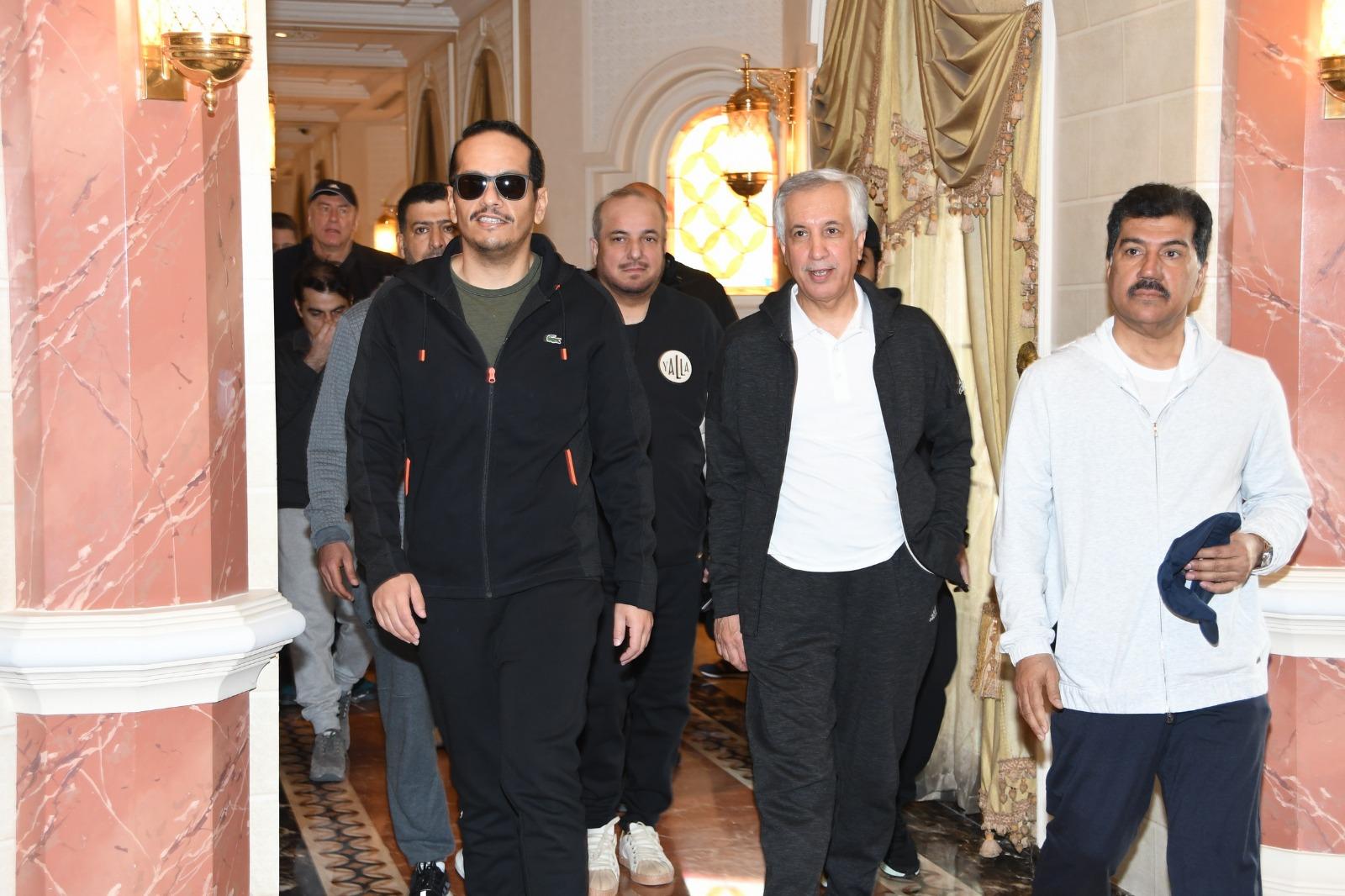 وزارة الخارجية تنظم عددا من الفعاليات بمناسبة اليوم الرياضي للدولة