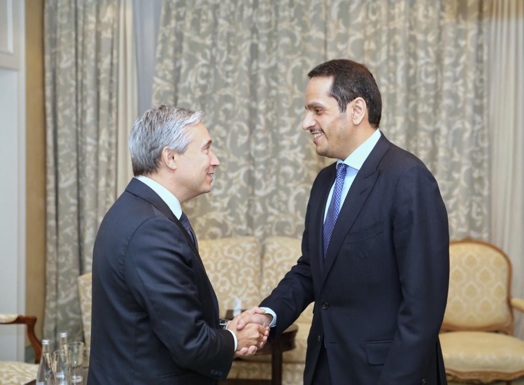 نائب رئيس مجلس الوزراء وزير الخارجية يشارك في مؤتمر ميونخ للأمن