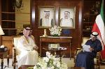 Deputy Prime Minister and Minister of Foreign Affairs Sends Written Message to Kuwaiti Foreign Minister