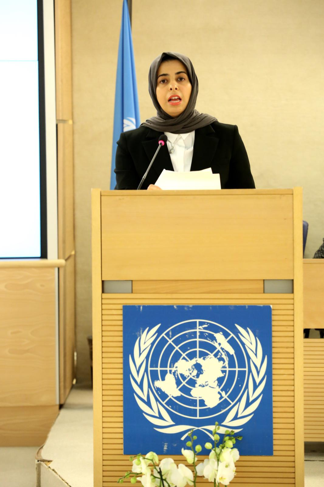 Foreign Minister's Assistant: Repercussions of Qatar's Blockade Still Causing Human Rights Violations