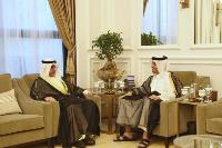 Deputy Prime Minister and Minister of Foreign Affairs Meets Kuwaiti Foreign Minister