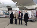 In Implementation of HH the Amir Directives: Urgent Medical Aid Shipment Arrives in Ukraine