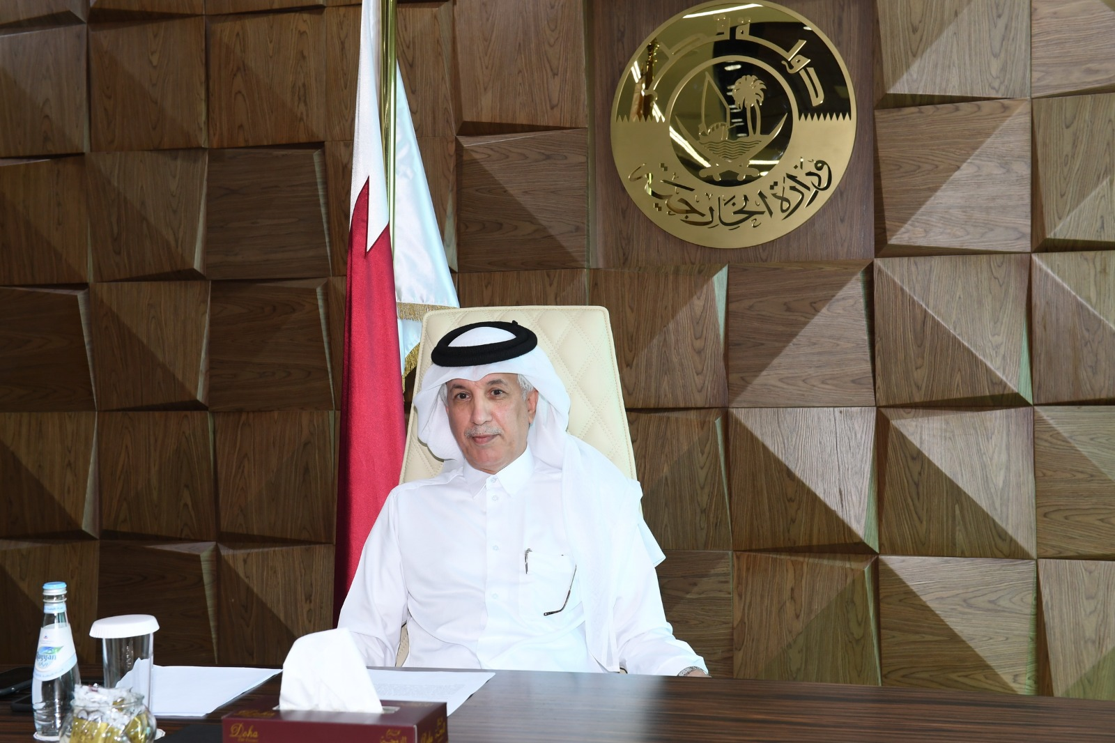 Qatar Participates in Annual Meeting of Foreign Ministers of Landlocked Developing Countries