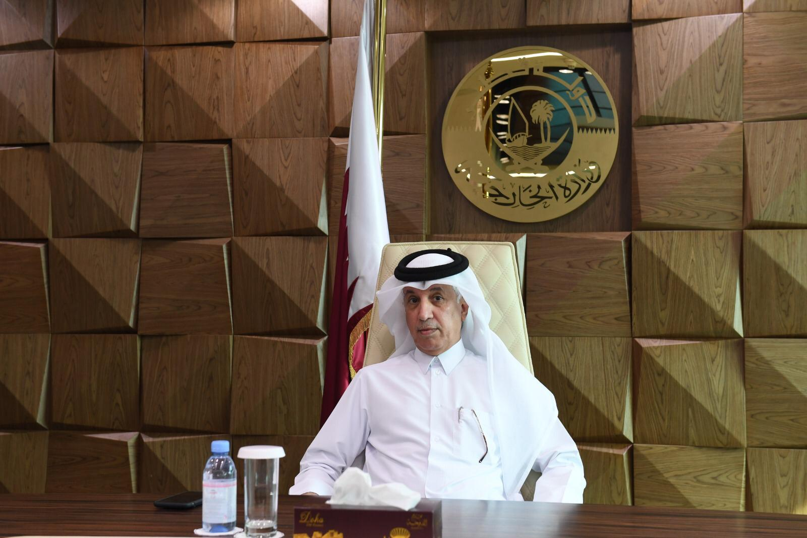 Qatar Participates in High-level Meeting on Financing 2030 Sustainable Development Agenda in the era of COVID-19 and Beyond