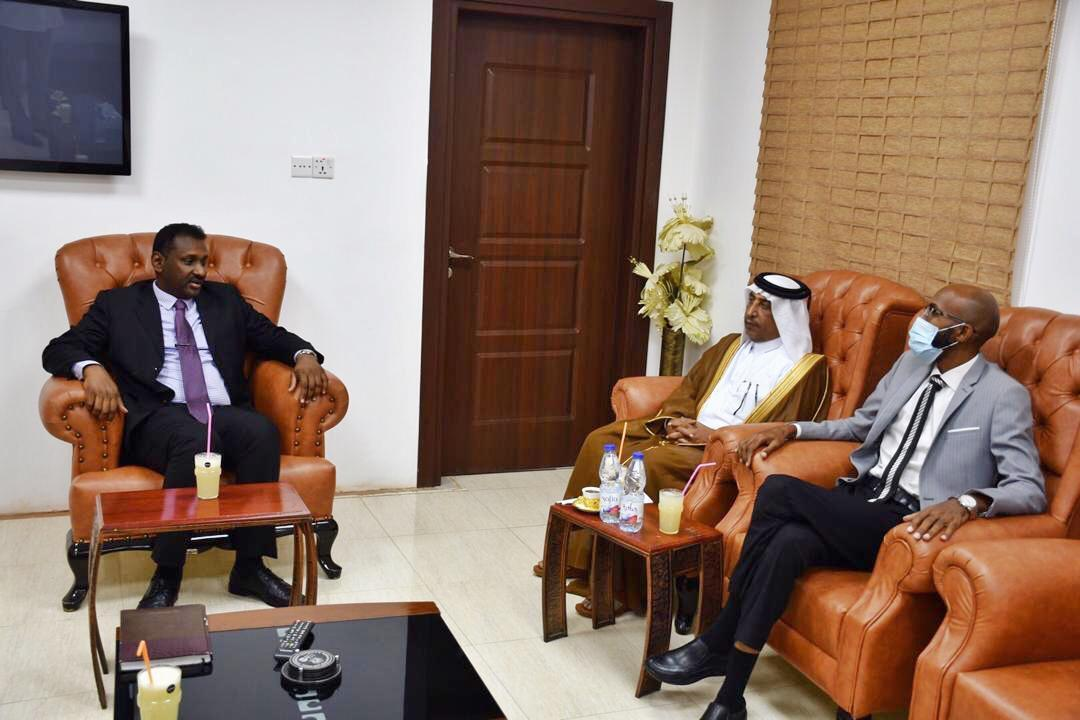 Qatar, Sudan Discuss Ways to Deal with Effects of Floods, Landslides