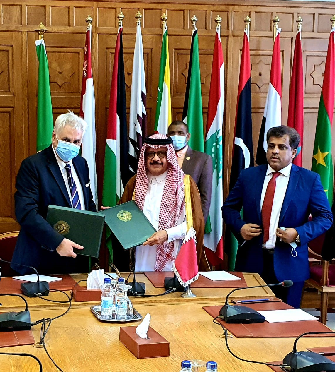 The State of Qatar Agrees on Establishing Arab Organization for Communication and Information Technology at Arab League