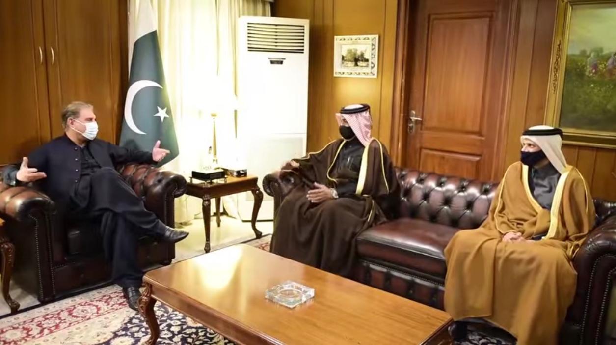 وزيرا الخارجية والداخلية وقائد أركان الجيش بباكستان يجتمعون مع المبعوث الخاص لوزير الخارجية