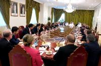 Minister of State for Foreign Affairs Meets Ambassadors of European Countries