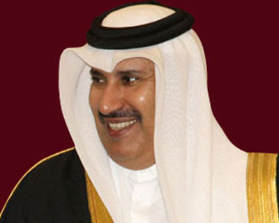 Qatari Premier Receives Phone Calls from Al Arabi, Kofi Annan