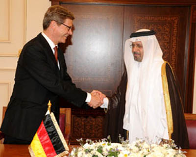 Qatar, Germany Sign a Joint Declaration of Intent