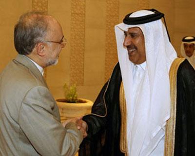 معالي رئيس الوزراء يستعرض الأوضاع في سورية مع وزير خارجية إيران