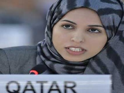 قطر تطالب المجتمع الدولي باتخاذ إجراءات جادة لوقف الجرائم ضد المدنيين في سوريا