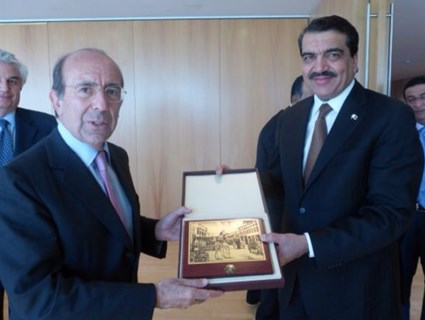 Qatari, Spanish Foreign Ministries Sign MoU on Bilateral Consultations