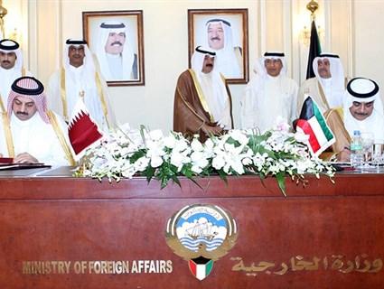 بيان اجتماع اللجنة العليا المشتركة للتعاون بين دولة قطر ودولة الكويت