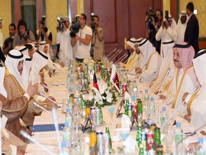 انعقاد أعمال اجتماعات الدورة الثالثة للجنة العليا القطرية الكويتية
