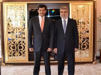 Turkish Energy and Natural Resources Minister Meets HE Qatari Ambassador
