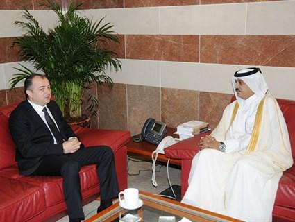 وزيرا الخارجية والشؤون الاجتماعية اللبنانيان يستقبلان سفيرنا