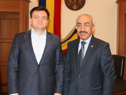 HE PRIME MINISTER SENDS MESSAGE TO MOLDOVAN INTERIOR MINISTER