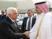 Palestinian President Concludes Visit to Qatar
