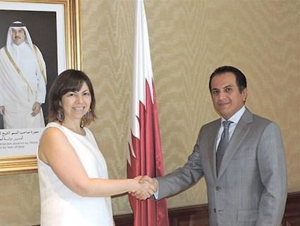 Qatar, Argentina Discuss Bilateral Relations