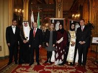 Qatar's Embassy in Italy Holds National Day Reception