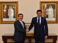 Turkish Environment and Urban Planning Minister Visits Qatar's Embassy
