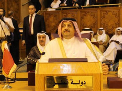 Foreign Minister Takes Part in Arab League Council's 144th Session