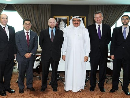 HE Assistant FM for Foreign Affairs Meets Delegation of Council on Foreign Relations