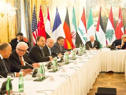 Qatari Foreign Minister Participates in Vienna Meeting on Syria