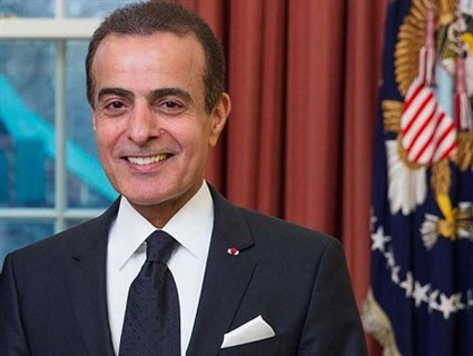 Qatar's Ambassador in Washington Highlights US Effective Role in Solving Regional Conflicts