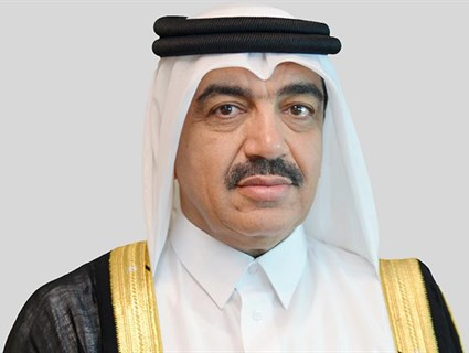 HE Al Rumaihi Meets President of China Public Diplomacy Association