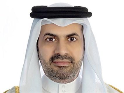 وزير خارجية دولة الإمارات يستقبل سفير قطر