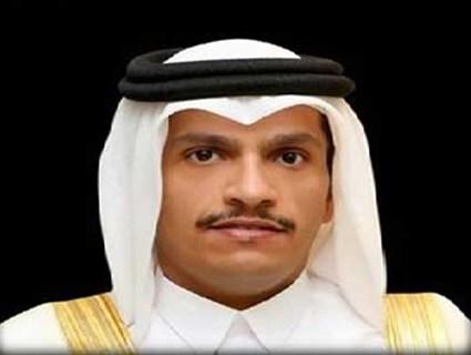 وزير الخارجية يتلقى اتصالا هاتفيا من نظيره العماني