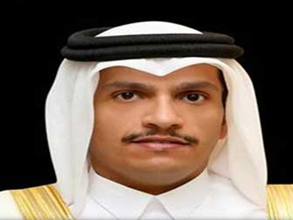 Foreign Minister Meets Yemeni Counterpart