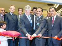 Foreign Minister Opens Arabic Calligraphy Exhibition in Geneva