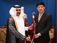 Guangzhou City Mayor Meets Consul General of Qatar