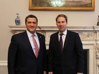 Qatari-British Relations Discussed