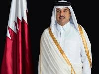 HH the Emir Sends Message to Tunisian President