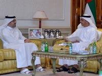 Prime Minister Sends Message to UAE Deputy Prime Minister and Minister of Interior