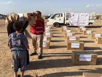 Qatar Donates $10 Million Worth Urgent Relief Aid to Iraq
