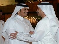 UAE Foreign Minister Arrives in Doha